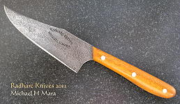 Old Faithful chef's knife