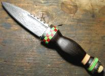 Ross Clan 2 Sgian Dubh knife